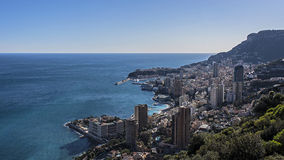 Monaco Monte Carlo Royalty Free Stock Photos