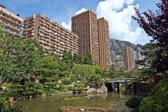 Monaco - Monte Carlo buildings Royalty Free Stock Photos