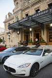 Monaco - Monte Carlo Casino Royalty Free Stock Photography