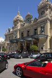Monaco - Monte Carlo Casino Stock Images