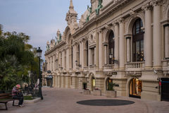 Monaco Monte Carlo Casino Royalty Free Stock Photo