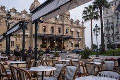 Monaco Monte Carlo Casino Royalty Free Stock Image