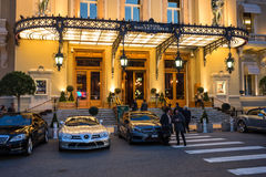 Monaco Monte Carlo Casino Stock Photography