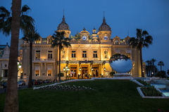 Monaco Monte Carlo Casino Stock Photo