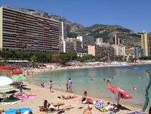 Monaco,Monte Carlo Royalty Free Stock Photo