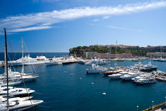 Monaco, Montecarlo Stock Photography