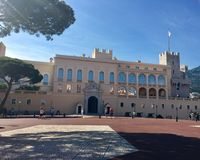 Monaco, Montecarlo royalty free stock images