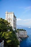 Monaco muzeum oceanograficzny Zdjęcie Stock