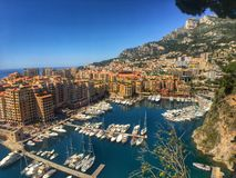 Monaco/Nice Royalty Free Stock Images