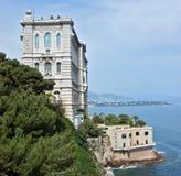 Monaco - Oceanographic Museum Royalty Free Stock Images