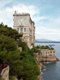 Monaco - Oceanographic Museum Royalty Free Stock Photography