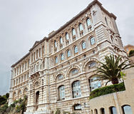 Monaco - Oceanographic Museum Royalty Free Stock Photo