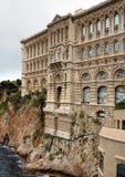 Monaco - Oceanographic Museum Royalty Free Stock Photography