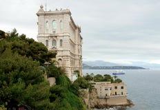 Monaco - Oceanographic Museum Stock Images