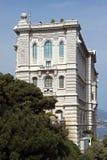 Monaco - Oceanographic Museum Royalty Free Stock Image