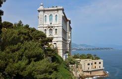 Monaco - Oceanographic Museum Stock Image