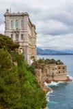 Monaco Oceanographic Museum Royalty Free Stock Photography