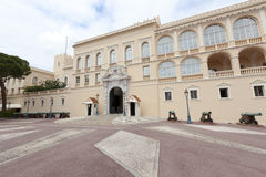 Monaco Palace Royalty Free Stock Image
