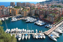 Monaco. Royalty Free Stock Image