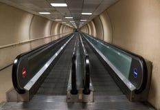 Monaco - Pedestrian tunnel Stock Images