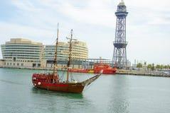 Monaco portu Hercule Marina Piękni jachty są w Monaco zdjęcia stock