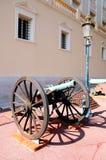 Monaco prince artillery. Stock Image