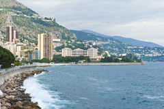 Monaco Principality Royalty Free Stock Images
