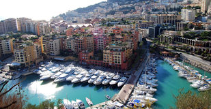 Monaco Principality Royalty Free Stock Photos