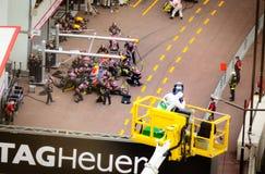 Monaco GP 2012 Royaltyfria Bilder