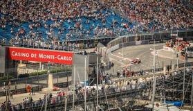 Monaco GP 2012 Arkivfoto