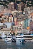 Monaco City Center Stock Photo