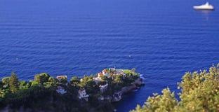 Monaco söder av Frankrike Arkivfoton