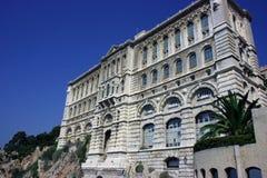Monaco's Oceanographic Museum Royalty Free Stock Photography