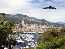 Monaco schronienie Obraz Royalty Free