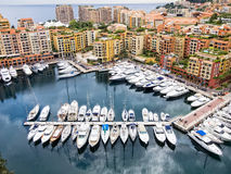 Monaco schronienie Fotografia Stock