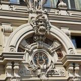 Monaco, Seaside facade of the opera Stock Photo