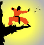 Monaco shaolin Stock Photo