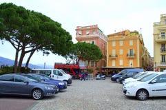 Monaco square royalty free stock photography
