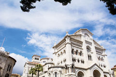 Monaco - St Nicholas Cathedral Stock Photography