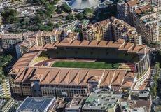 Monaco Stadium Stock Photo