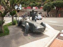 Monaco stora Prix Arkivfoto