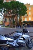Monaco street view Stock Photos