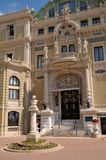 Monaco theater Royalty Free Stock Images