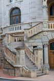 Monaco-Treppe Lizenzfreie Stockfotos