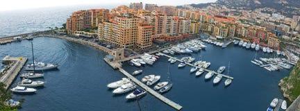 Monaco van de tuin van de Koning Royalty-vrije Stock Afbeeldingen
