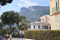 Monaco w wiośnie obraz royalty free