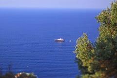 Monaco, Zuiden van Frankrijk royalty-vrije stock foto's