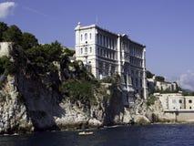 Monako muzeum oceano graficzny Obrazy Royalty Free
