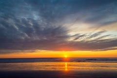 Monanita Sunset Royalty Free Stock Photos