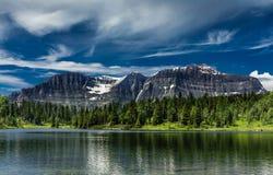 The Monarch. Kootenay National Park, British Columbia, Canada Royalty Free Stock Image